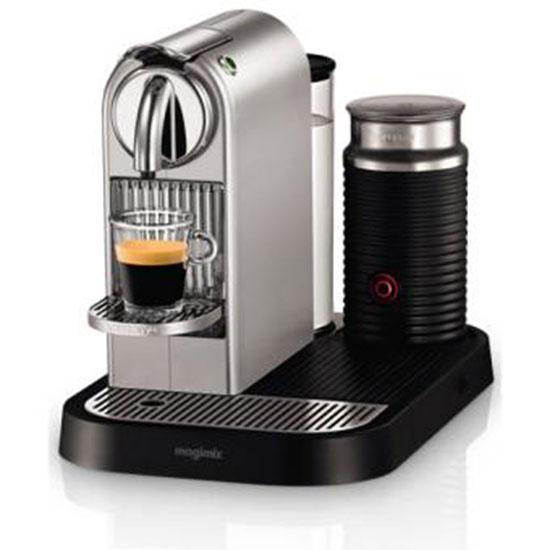 Magimix - 11307 - Nespresso citiz and milk automatique - Silver