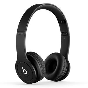 Cascos Reducción de ruido Micrófono Beats By Dr. Dre Solo HD - Negro