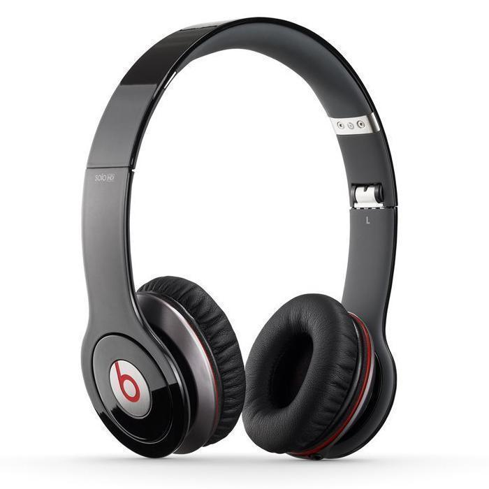 Auriculares Beats Solo HD - Negro