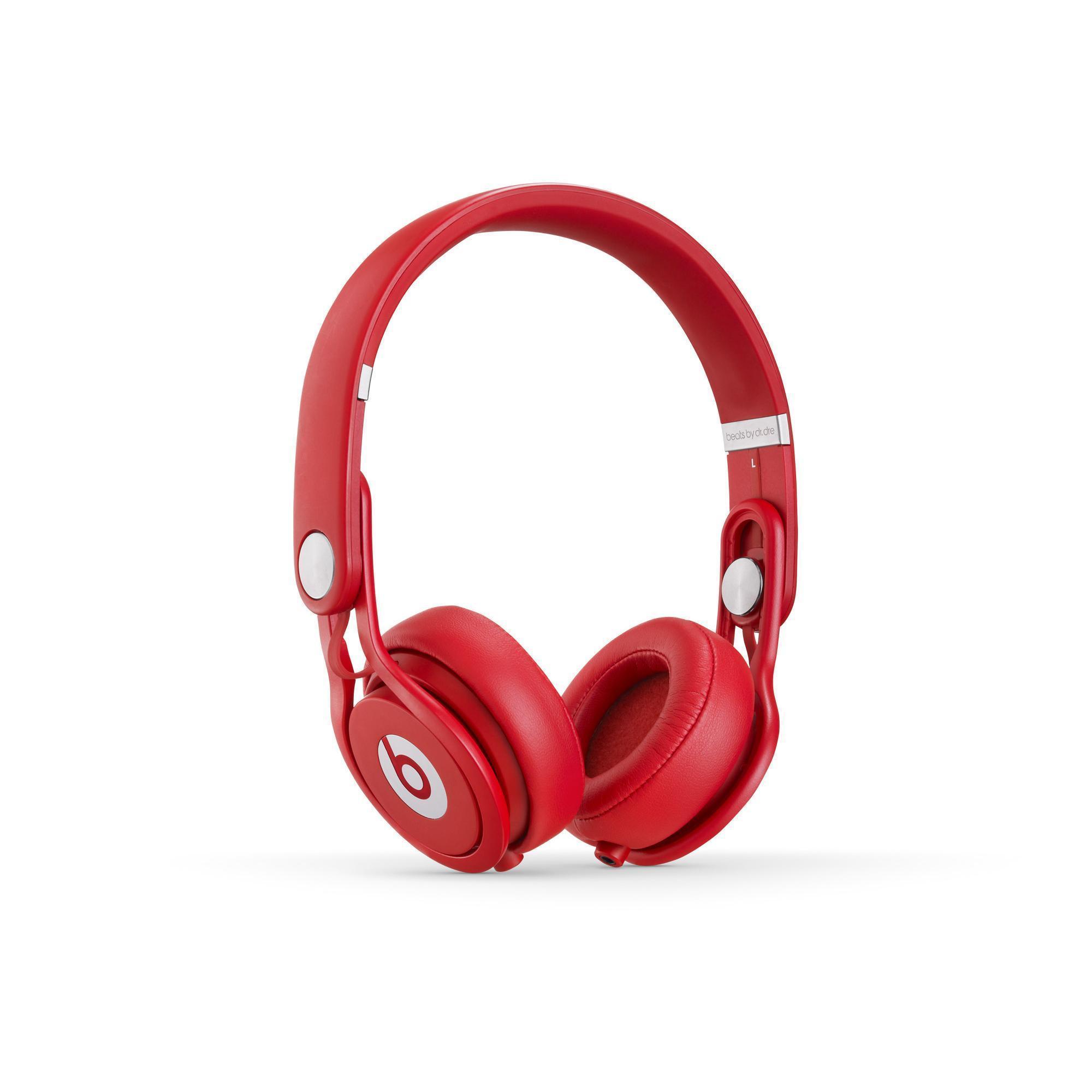 Casque Beats Mixr - Rouge