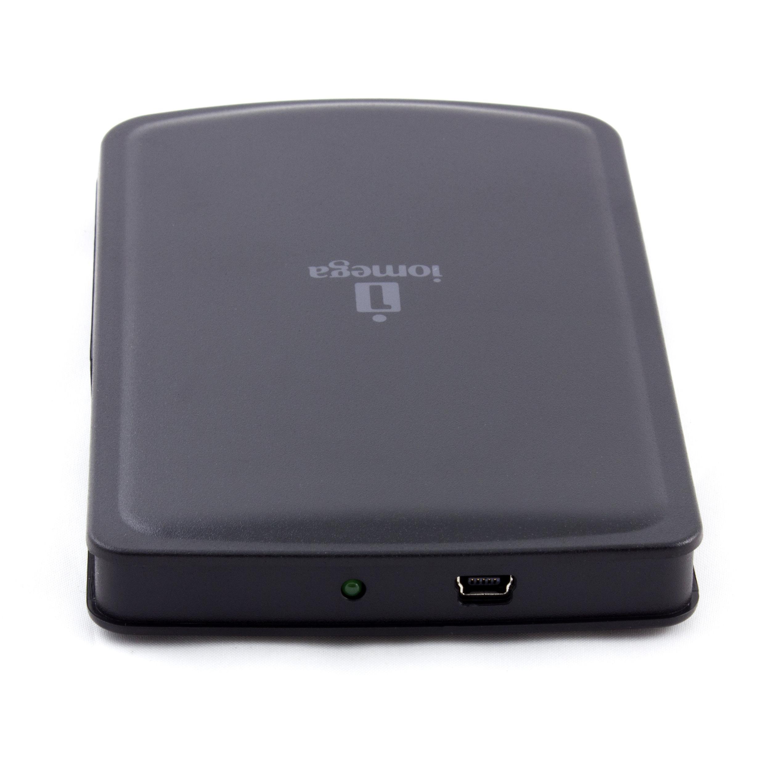 """Iomega Select2,5"""" USB 2.0 500 Go"""