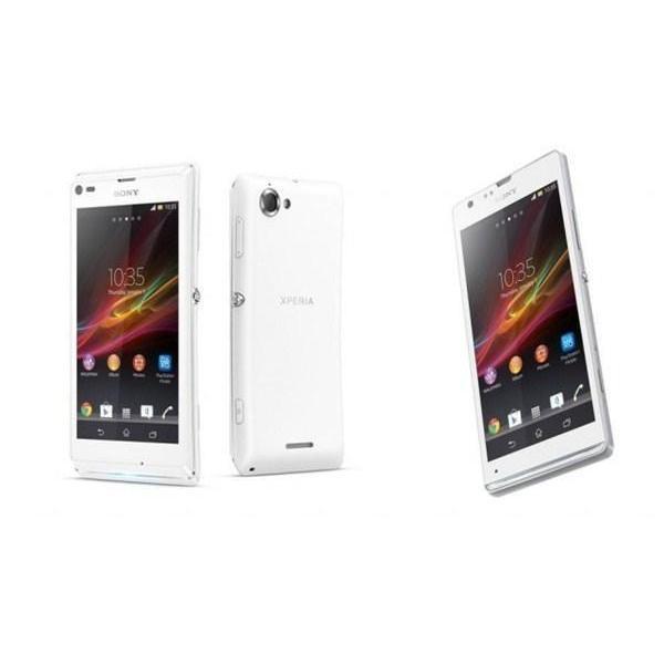 Sony Xperia Z1 Ultra 16 Go - Blanc - Débloqué