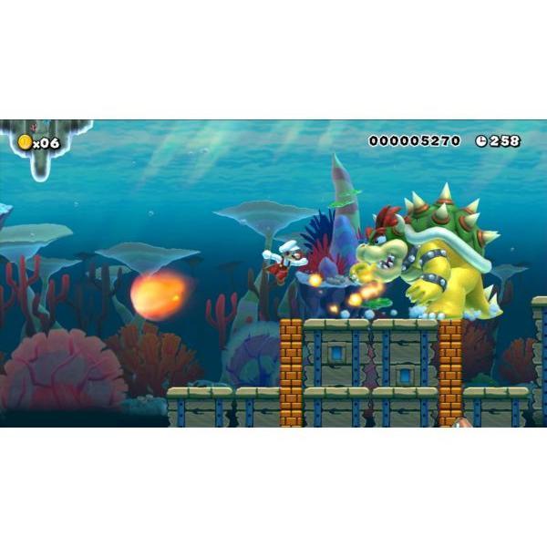 Pack - Nintendo Wii U Premium 32 Go + Jeu inclus Super Mario Maker - Noir