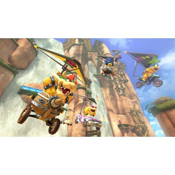 Console NINTENDO Wii U Premium 32 Go - Jeux inclus Mario Kart 8 + Splatoon