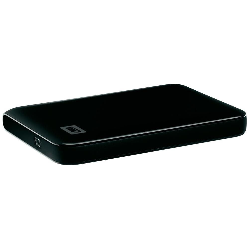 "Disque dur externe 2,5"" portable 320Go - Western Digital"
