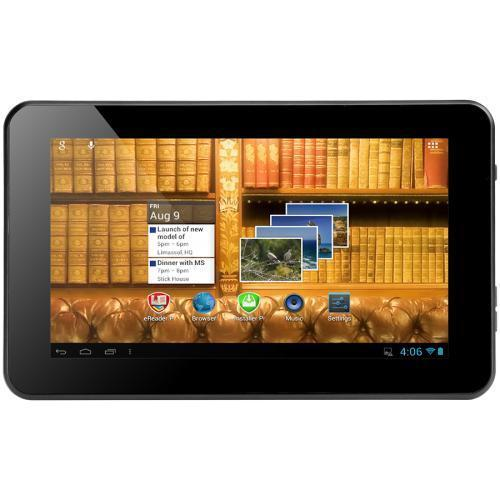 "Prestigio E-book  MultiReader - 17.8"" 512  Go - Wifi - Noir"
