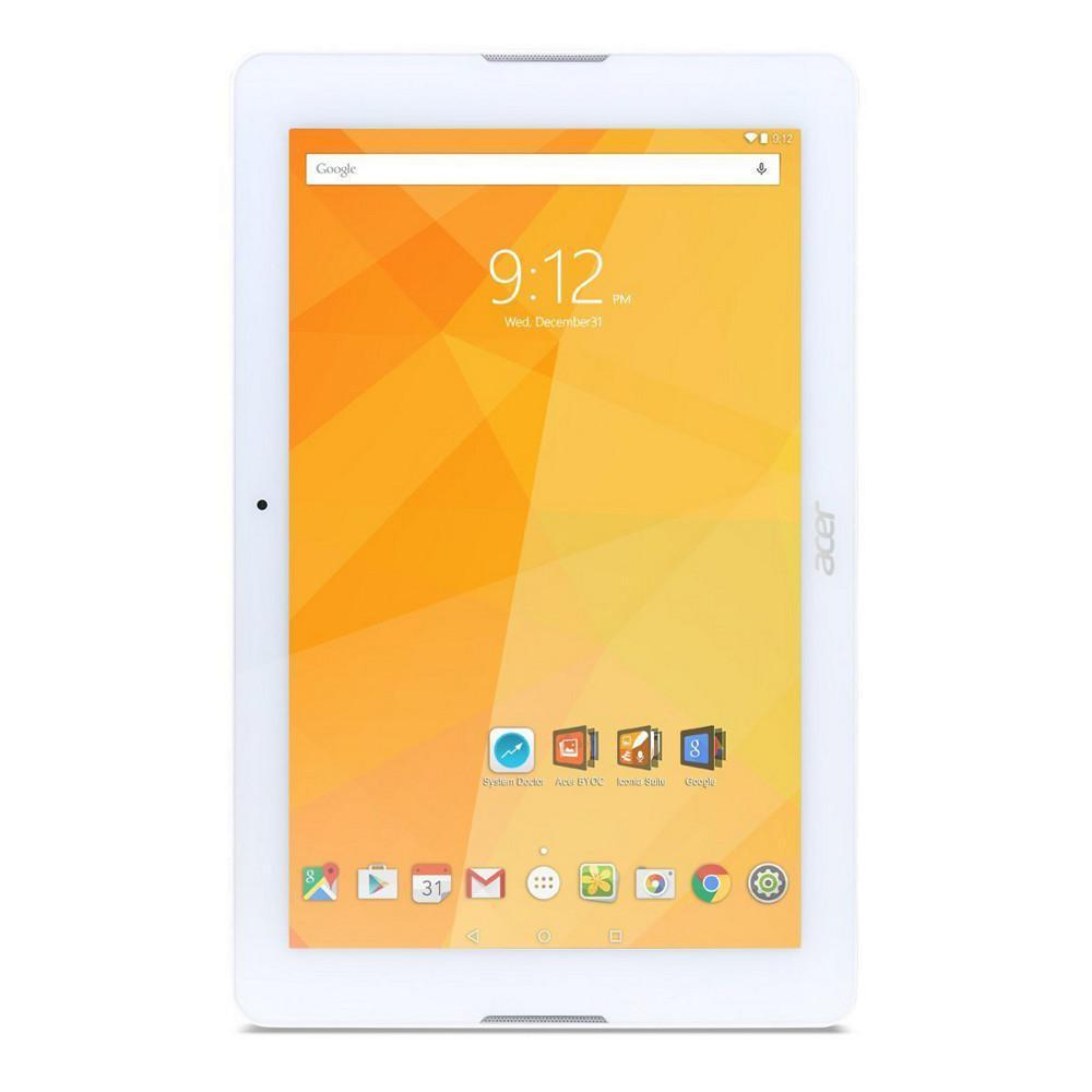 "Acer Iconia One - 10.1"" 16 Go - Wifi - Blanc"