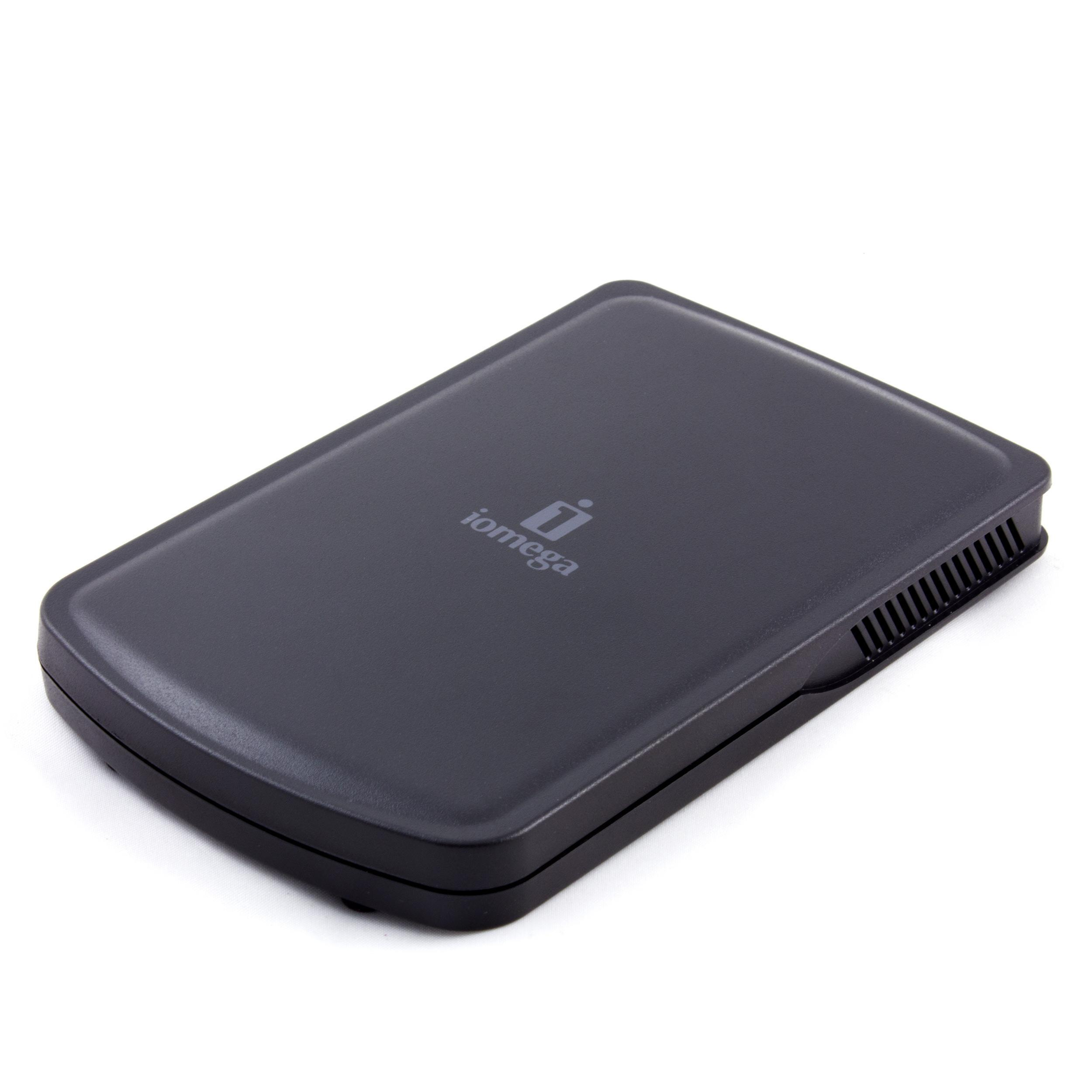 Iomega Select - Disque dur externe portable 2,5'' USB 2.0 320 Go
