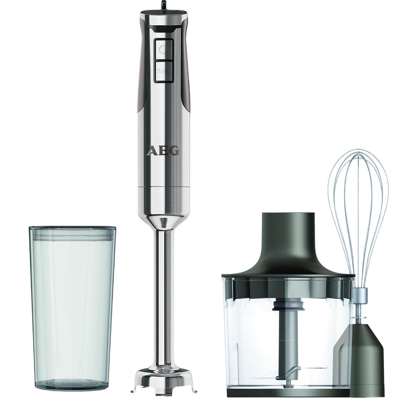 AEG - STM7500S - Mixeur plongeant en inox