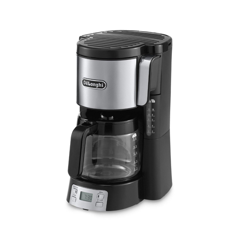 Delonghi - ICM15250 - Cafetière filtre avec arrêt automatique