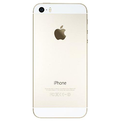 iPhone 5S 16 GB - Gold - Orange