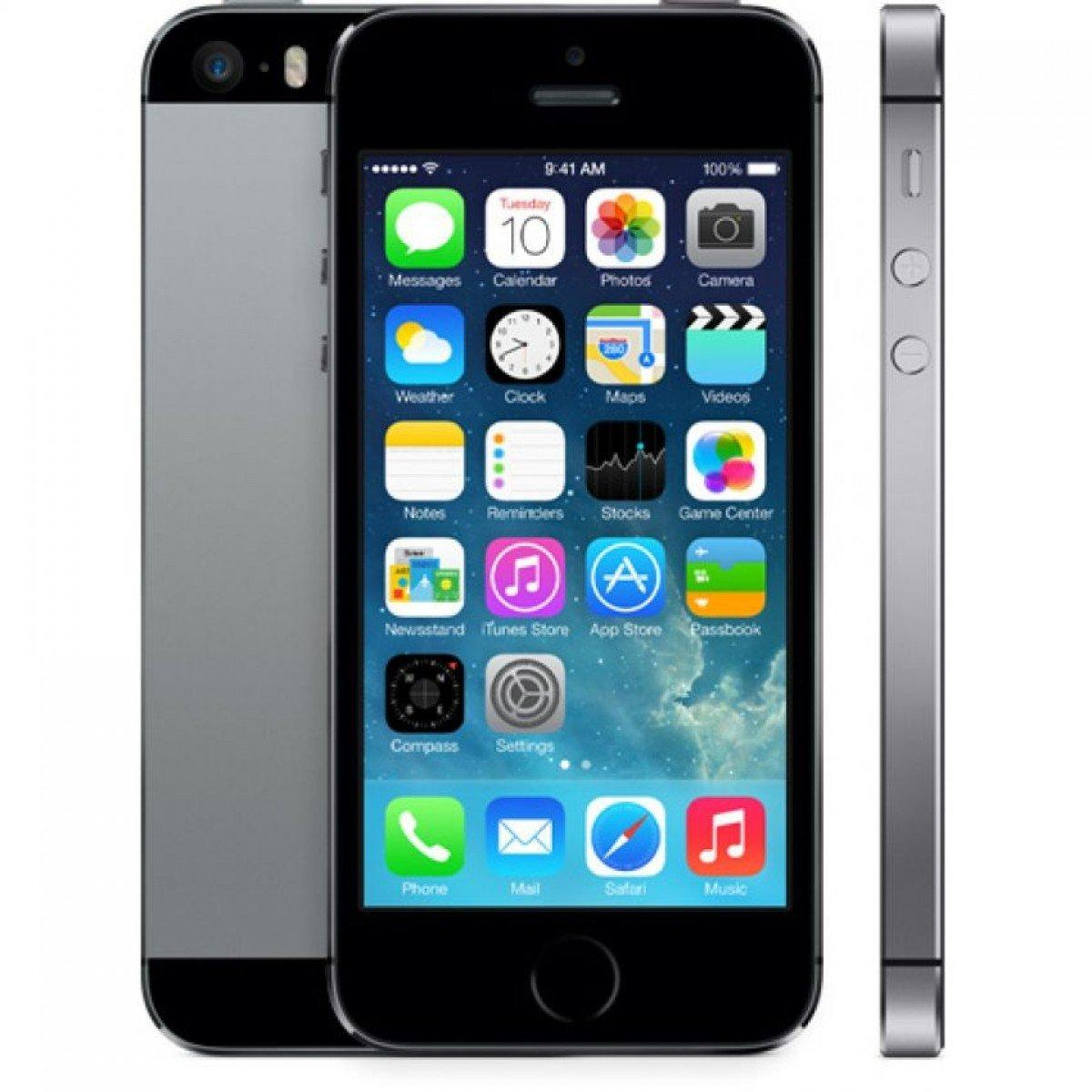 iPhone 5S 32 Gb - Gris espacial - Libre