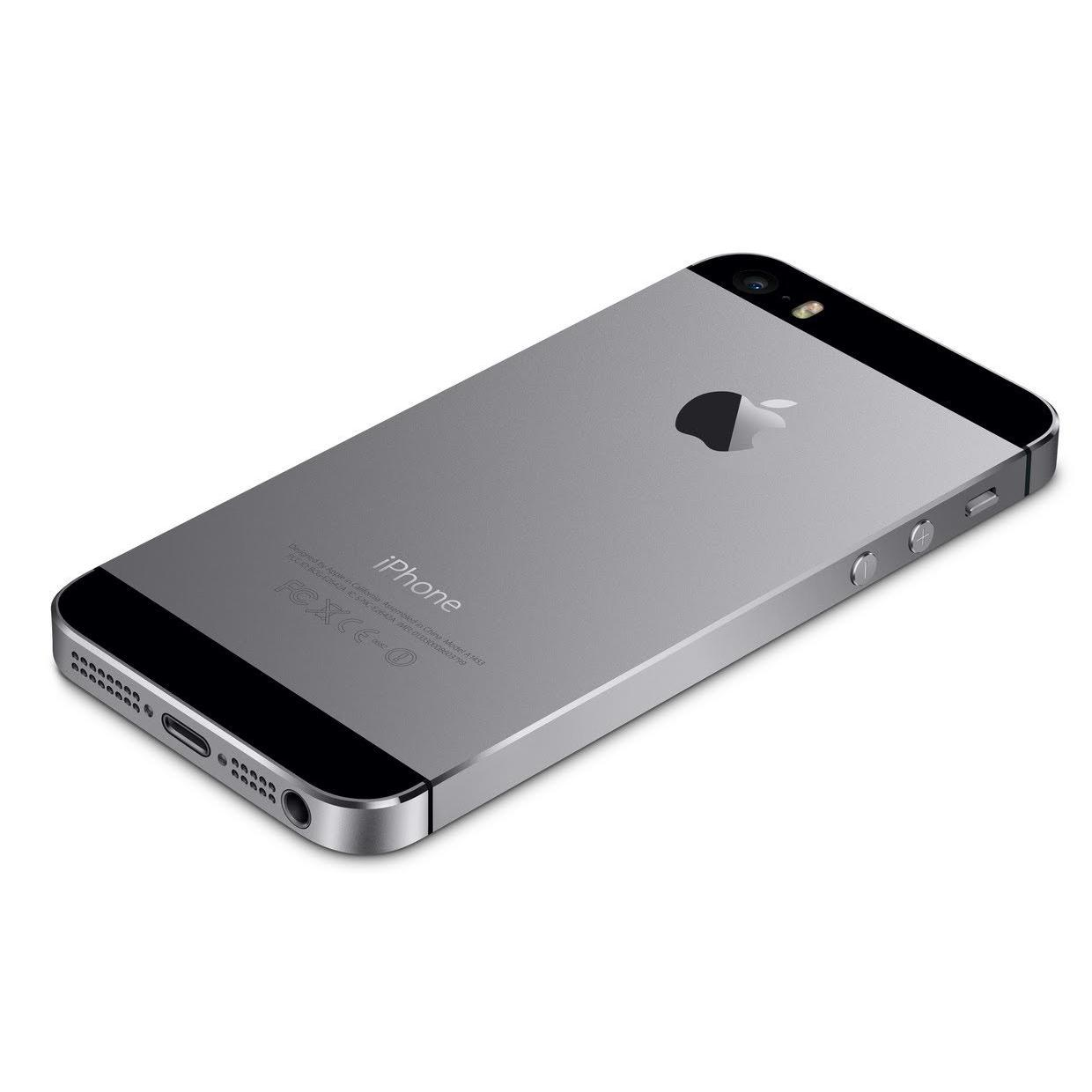 iPhone 5S 64 Gb - Gris espacial - Libre