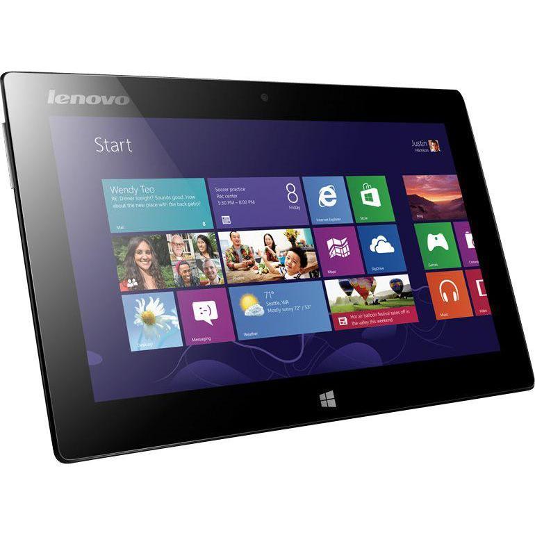 "Lenovo Miix 3 Z3735 80HV002TFR - 10.1"" 32 Go - Wifi - Noir"