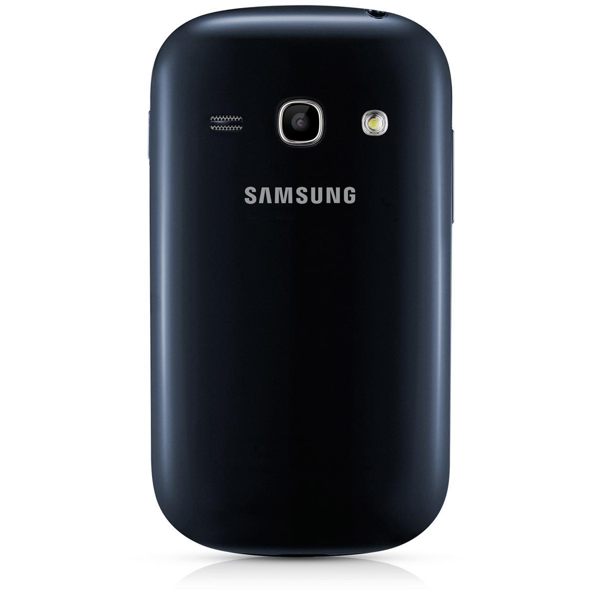 Samsung Galaxy Fame 4 Go - Noir - Débloqué