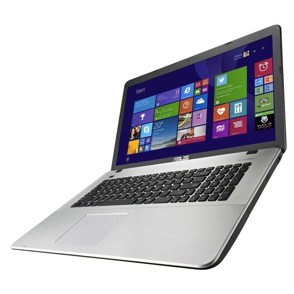 "Asus K751LN-T4134H 17.3"" i7 2 GHz HDD 1000 Go RAM 6 Go"
