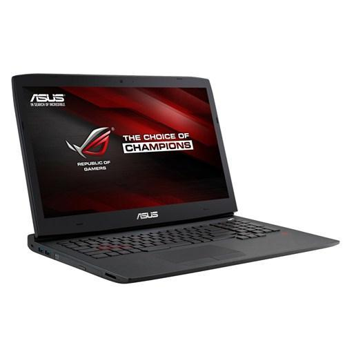 "Asus G751JY-T7032H 17,3""  2.5 GHz  - HDD 1 To - RAM 16 Go- Intel HD Graphics 4600"