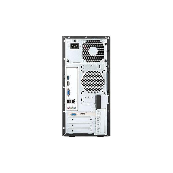 Acer Unité centrale -  Intel Core i5-4460 : 3,2  , Turbo 3,4  / 4 coeurs / 6 Mo de mémoire cache GHz - HDD 1000 Go - RAM 8192 Go
