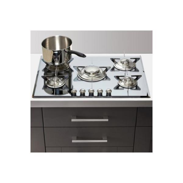 Table de cuisson gaz SMEG PTV705ES