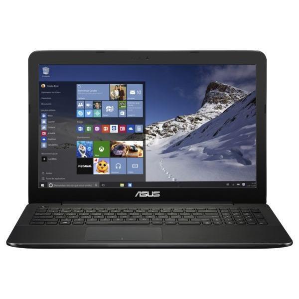 Asus W10 X554lj-xx744t -  1,7 GHz - HDD 1000 Go - RAM 4 Go - AZERTY