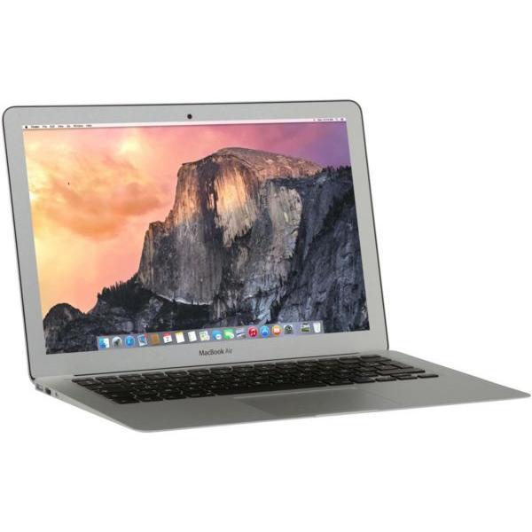 Macbook Air 13'' (MD761F/B) i5 1.4 GHz SSD 256 Go RAM 4 Go