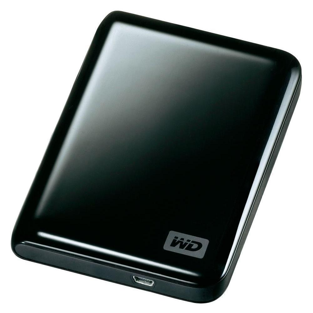 "Disque dur externe Western Digital 2,5"" portable 250 Go"