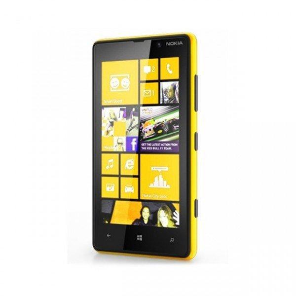 Nokia Lumia 820 8 Go - Jaune - Débloqué