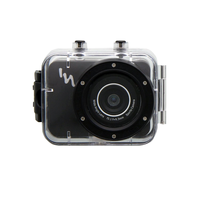 TNB Adrrenalin' Xpert - Caméra sport Full HD noire