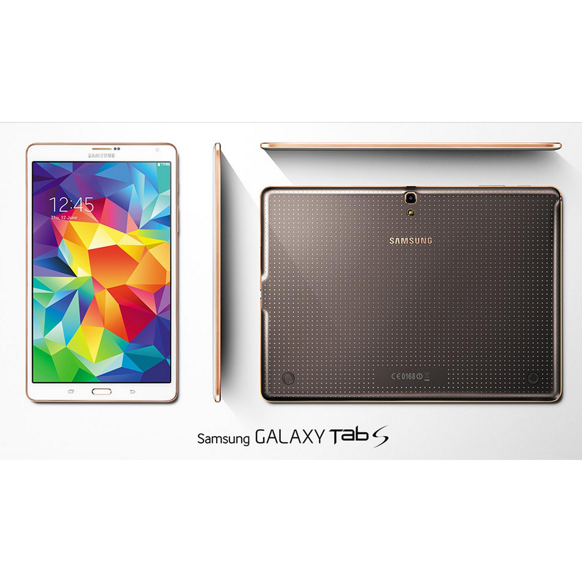"Samsung Galaxy Tab S 10.5"" 16 Go 1.9 + 1.3 GHz - Bronze"
