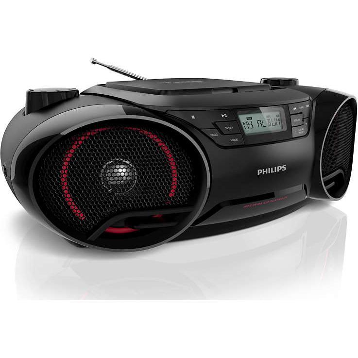 Philips Lecteur de CD AZ3831 Tuner numérique 5 W
