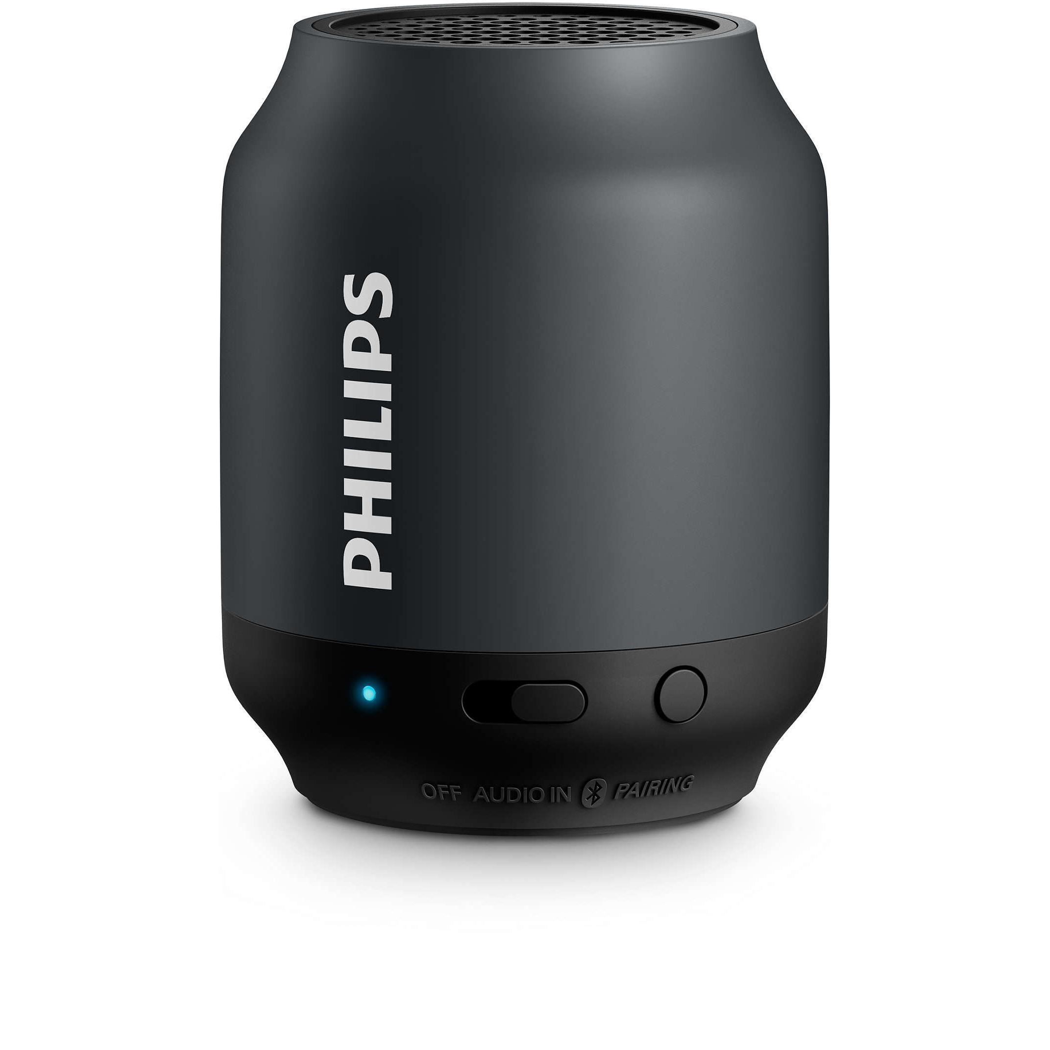 Enceinte portable sans fil Philips BT50B/00 Noir
