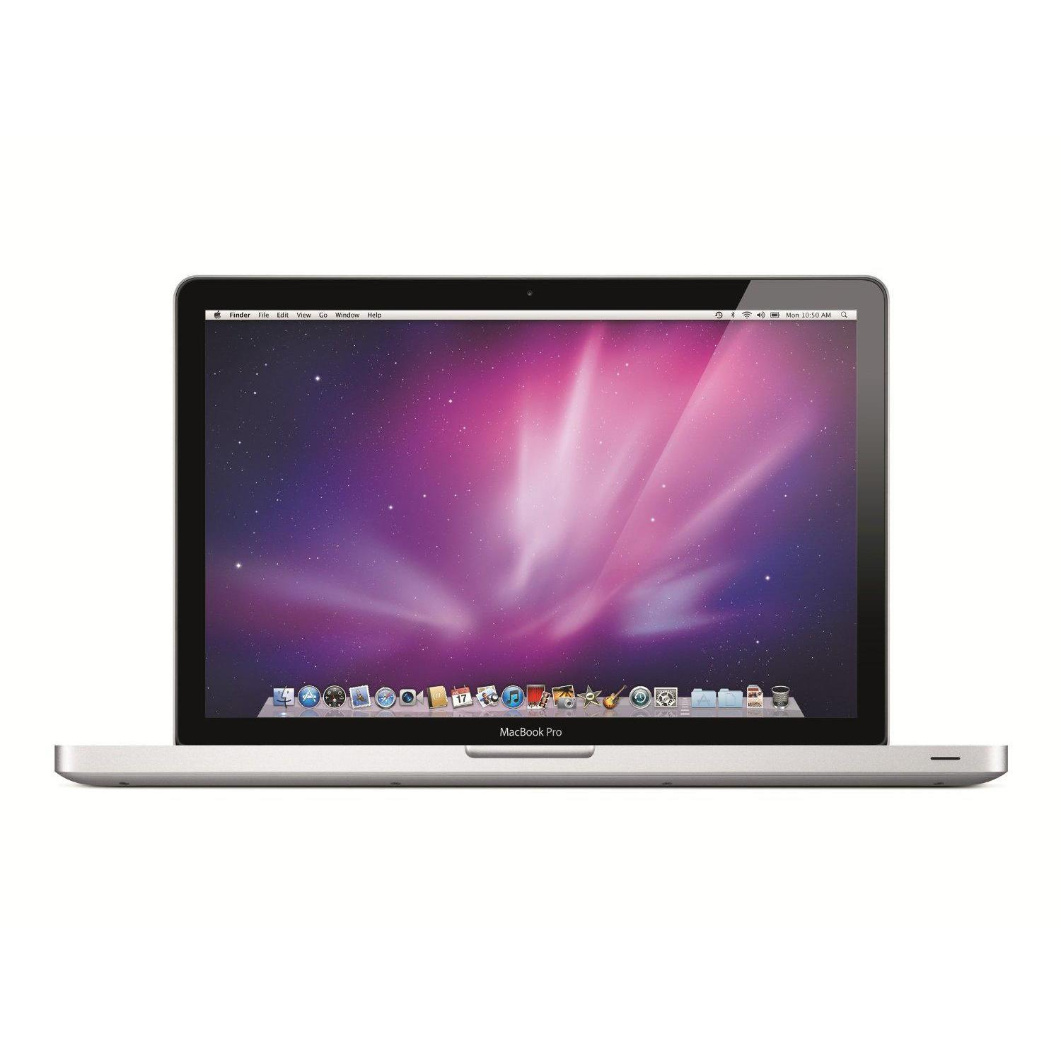 """MacBook Pro Core 13"""" 2 Duo 2.4 GHz HDD 250 Go RAM 4 Go - Qwerty"""