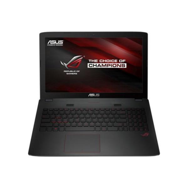 Asus ROG GL552JX-DM264H -  2.8 GHz - HDD + SSD 1000 Go - RAM 8 Go - AZERTY