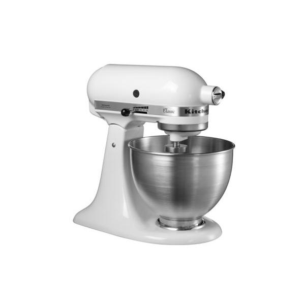 KITCHENAID  Robot sur socle 5K45SS - Blanc