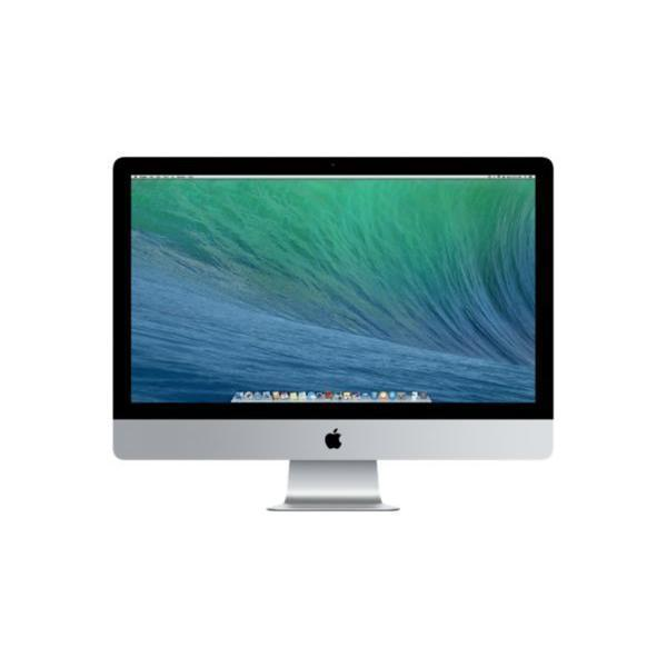 iMac 27'' i5 3.4 GHz HDD 1 To RAM 8 Go (ME089F/A)