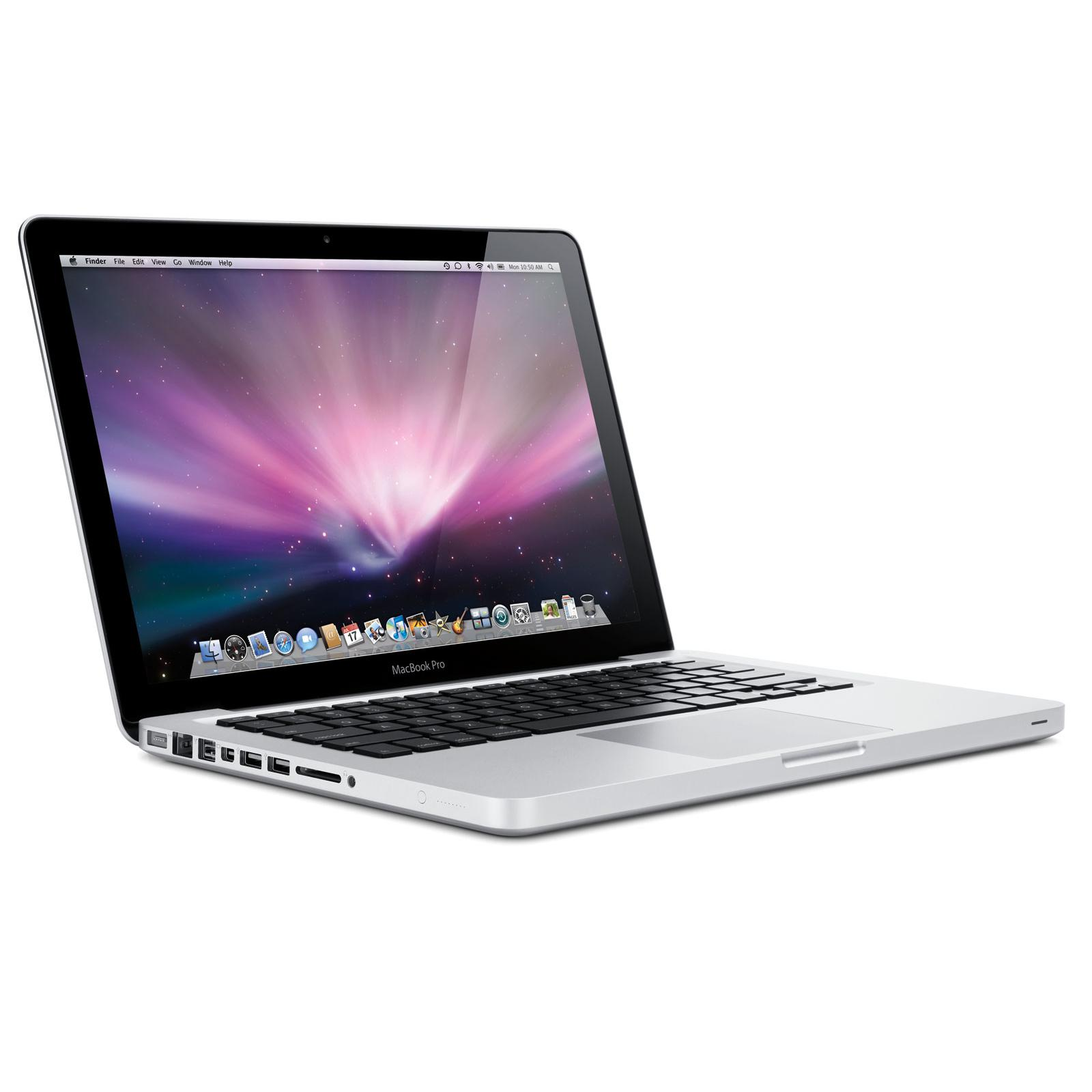 "Macbook Pro 13"" Core i5 2.3 GHz - HDD 320 Go - RAM 4Go  - QWERTY"