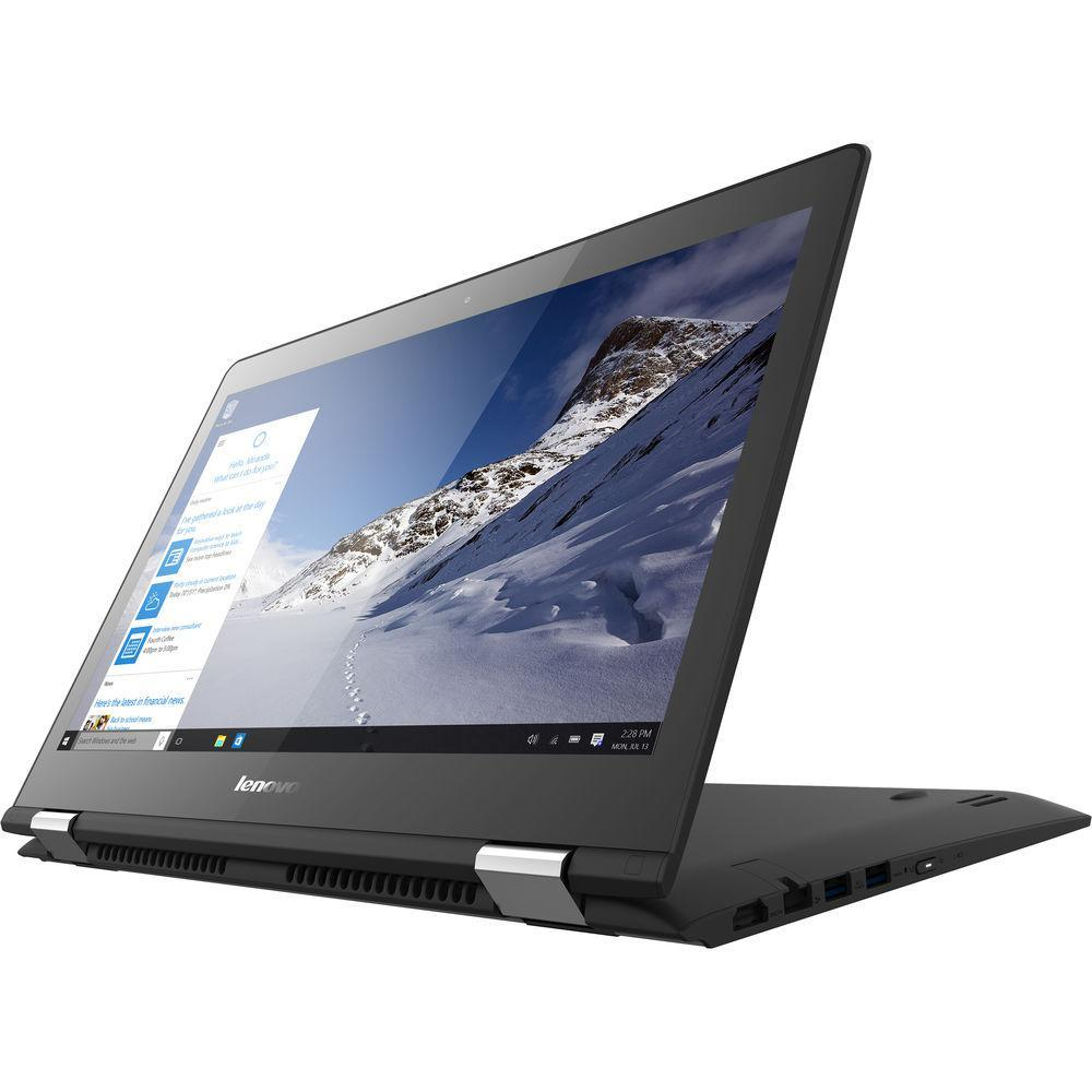 Lenovo Flex 3 80R3000VUS 14'' Core i7 2.5 GHz HDD 1 To SSD 8 Go RAM 8 Go - QWERTY