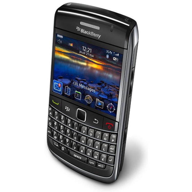 Blackberry Bold 9700 - Noir - Débloqué