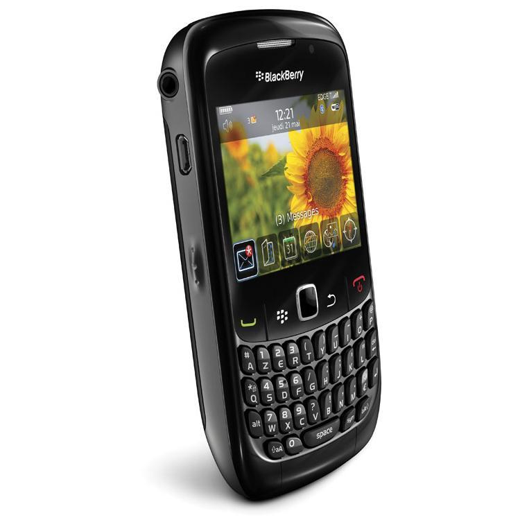 Blackberry Curve 8520 - Negro - Libre