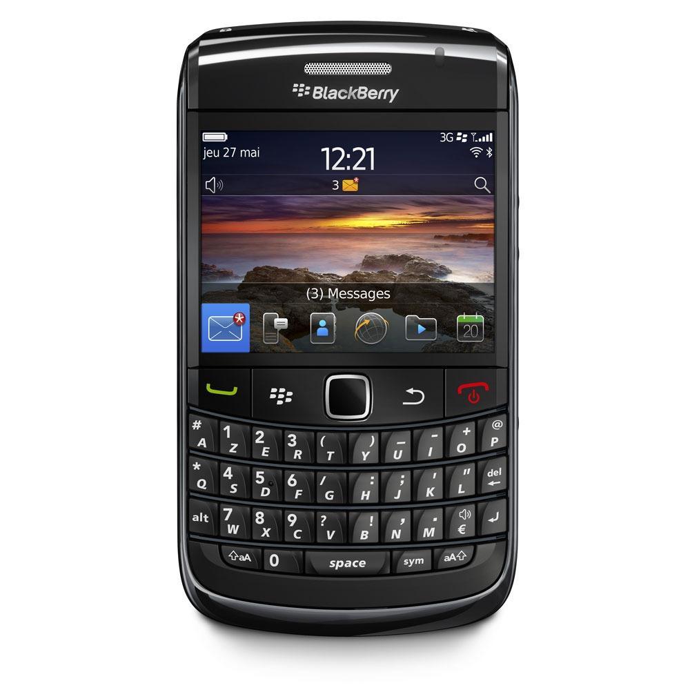 Blackberry Bold 9780 - Noir - Débloqué