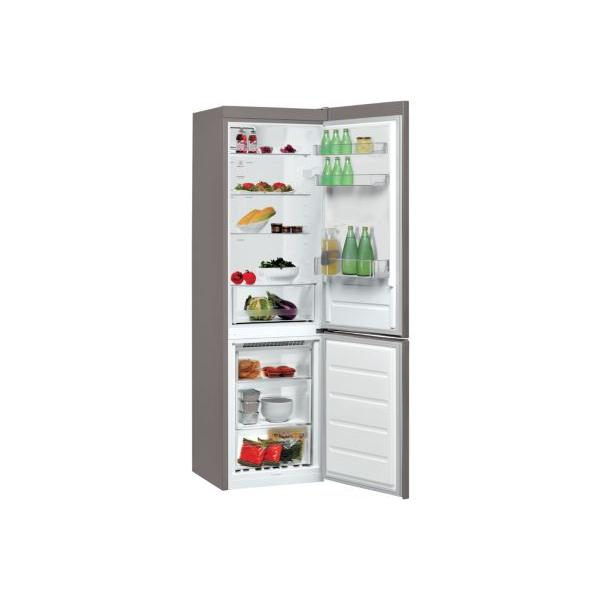 Réfrigérateur congélateur en bas - WHIRLPOOL - BSNF8101OX