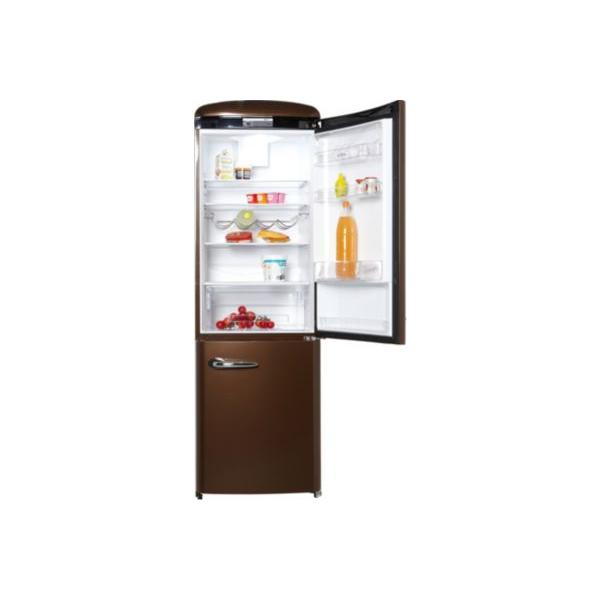 Réfrigérateur congélateur en bas - GORENJE - RK60359OCH Chocolat