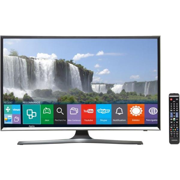 SAMSUNG TV UE32J6300AWXZF 80 cm INCURVEE