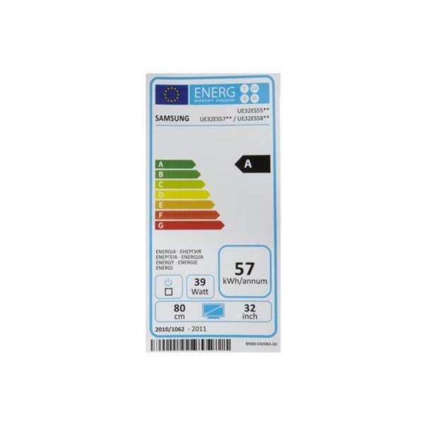 SAMSUNG Téléviseur UE32ES5500 80 cm LED 100Hz Smart TV