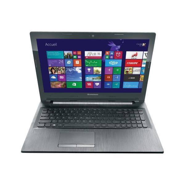 "Lenovo G50-80-efr 15,6""  1,7 GHz  - HDD 1 To - RAM 4 Go"