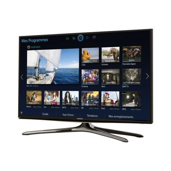SAMSUNG TV  UE40H6200 200 Hz 3D SMART TV 101 cm