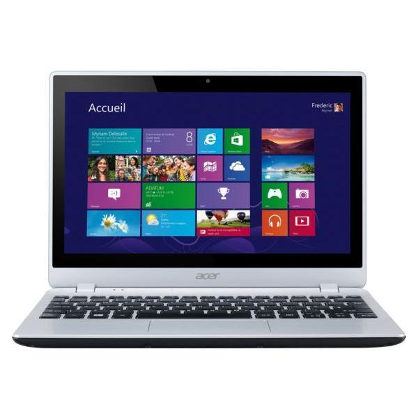 Acer Aspire V5-122P-42156G50nss -  1 GHz - HDD 500 Go - RAM 6 Go - AZERTY