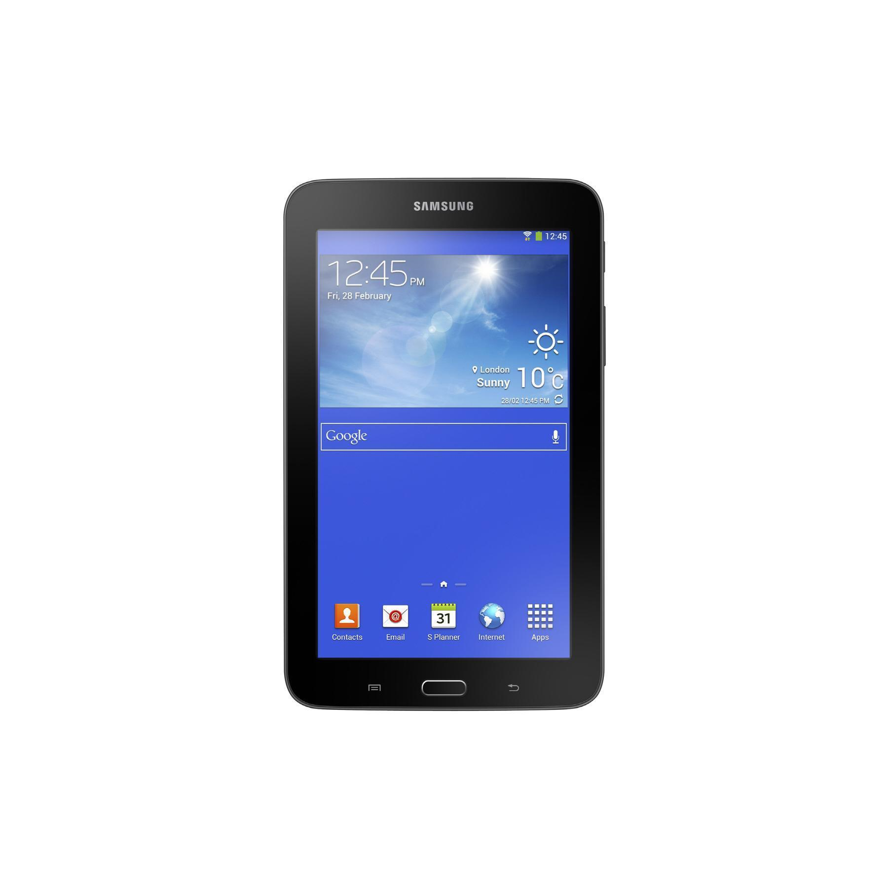 "GALAXY TAB 3 LITE 7"" 8 GB Negro"