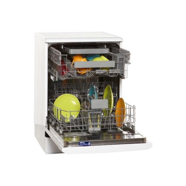 Lave-vaisselle - BEKO - DFN6835 60cm silencieux 15 couverts