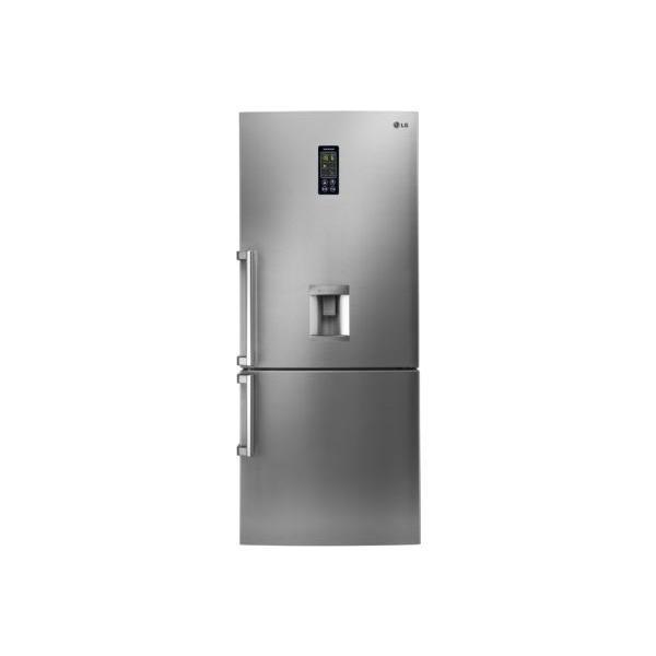 Réfrigérateur congélateur en bas LG GCF7228SC Froid ventilé